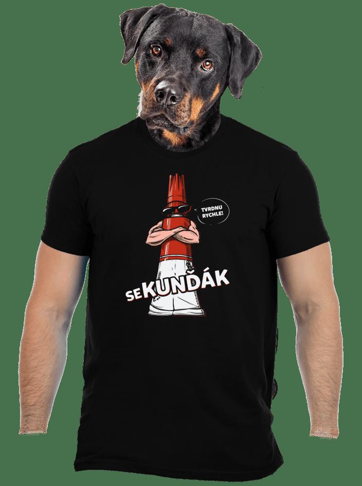 Sekunďák pánské tričko - nový střih