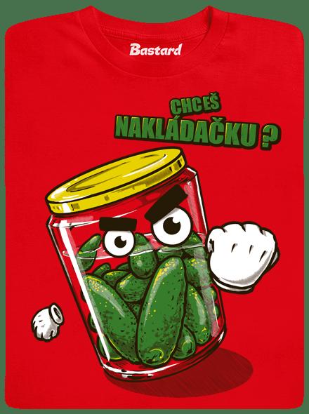 Bastard Nakládačka dětské tričko