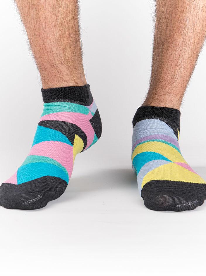 Krystal kotníkové ponožky