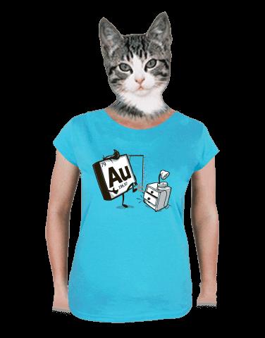 Au dámské tričko