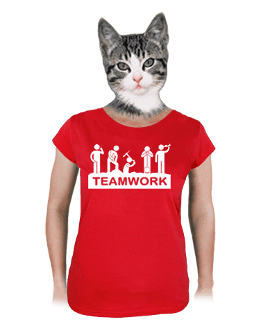 Flákači dámské tričko