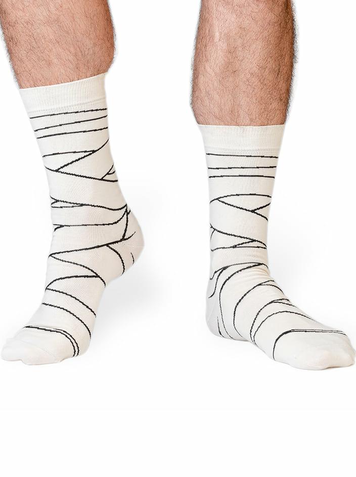 Mumie ponožky