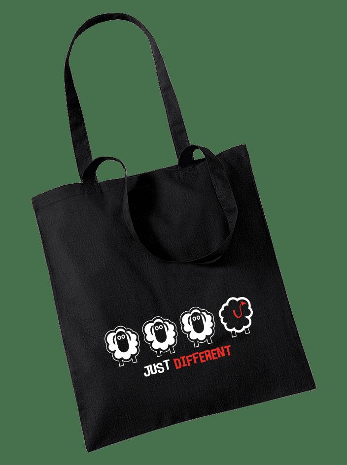Černá ovce taška