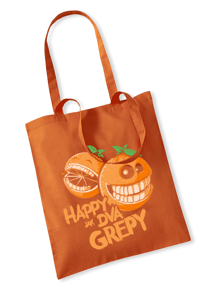 Happy grepy taška