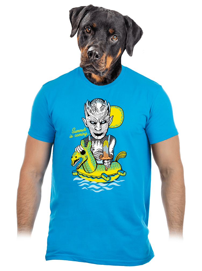 Summer is Coming pánské tričko – nový střih