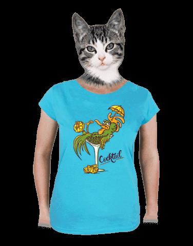 Cocktail dámské tričko