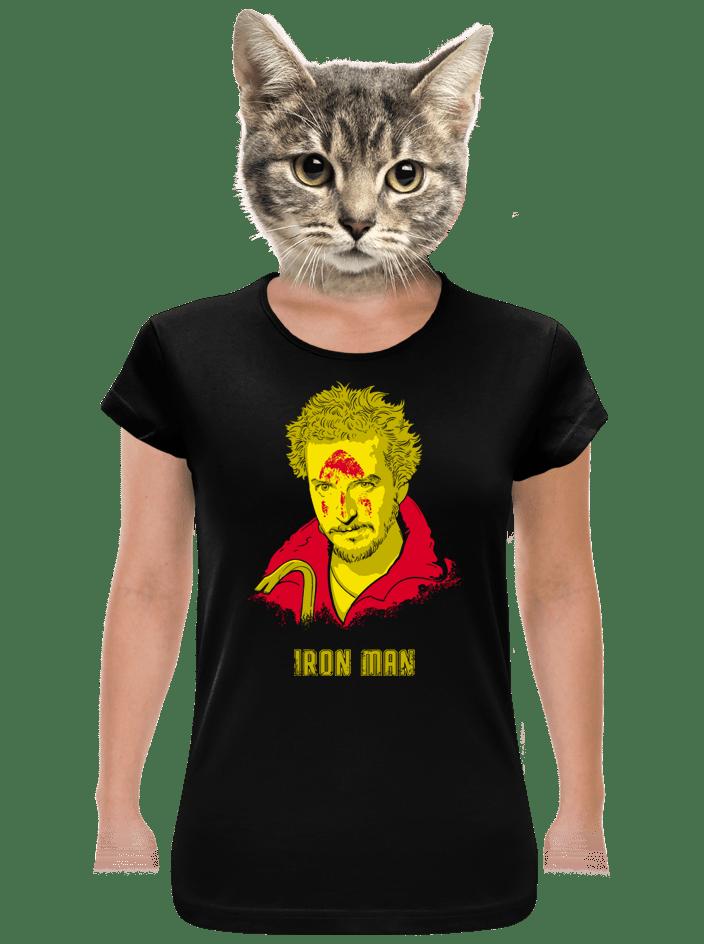 Žehliman dámské tričko