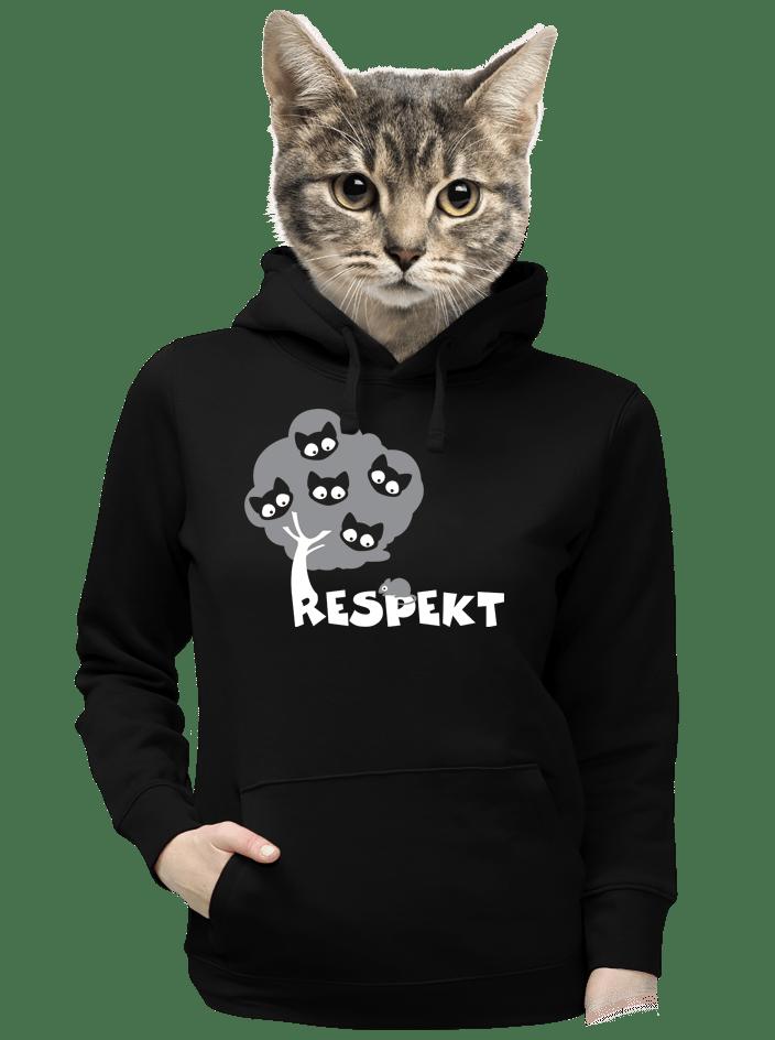 Respekt dámská mikina