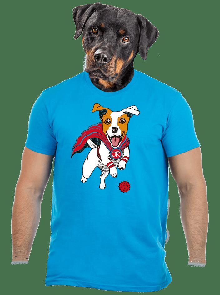 Jack Russell pánské tričko