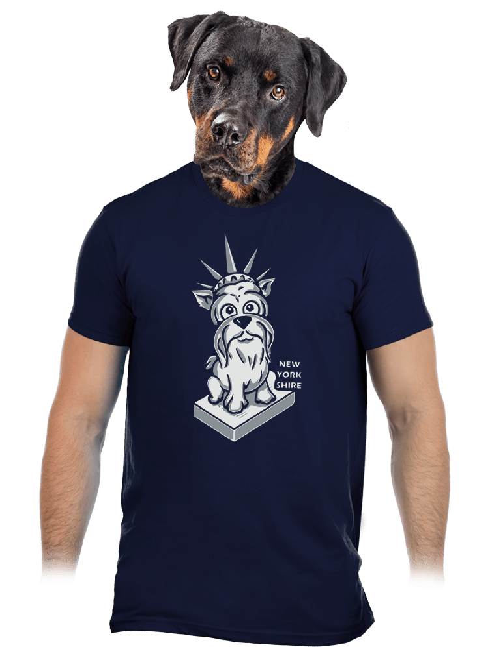 New Yorkshire pánské tričko