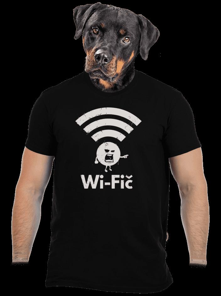 Wifič pánské tričko – nový střih