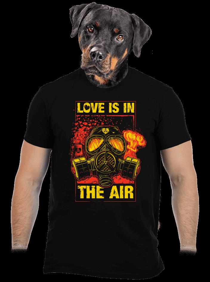 Love is in the Air pánské tričko