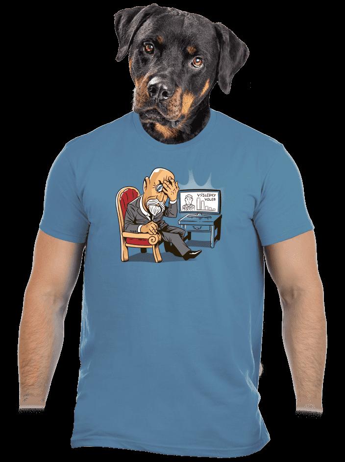 Masaryk pánské tričko