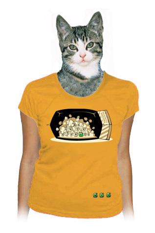 Hrášek dámské tričko