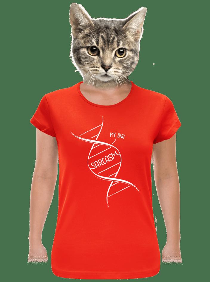 Sarcasm dámské tričko