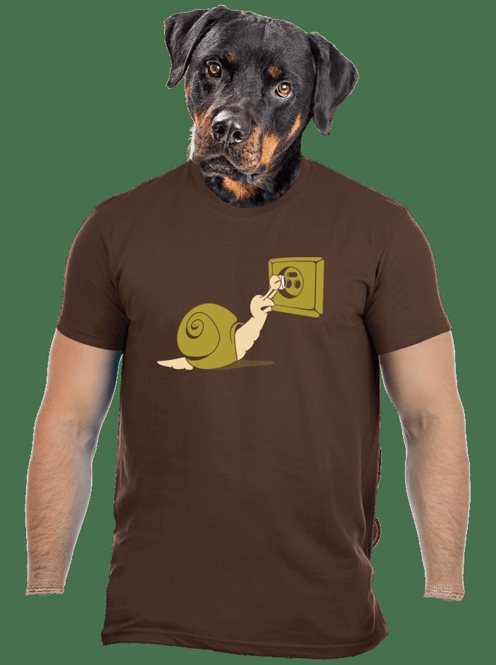 Šmírování pánské tričko