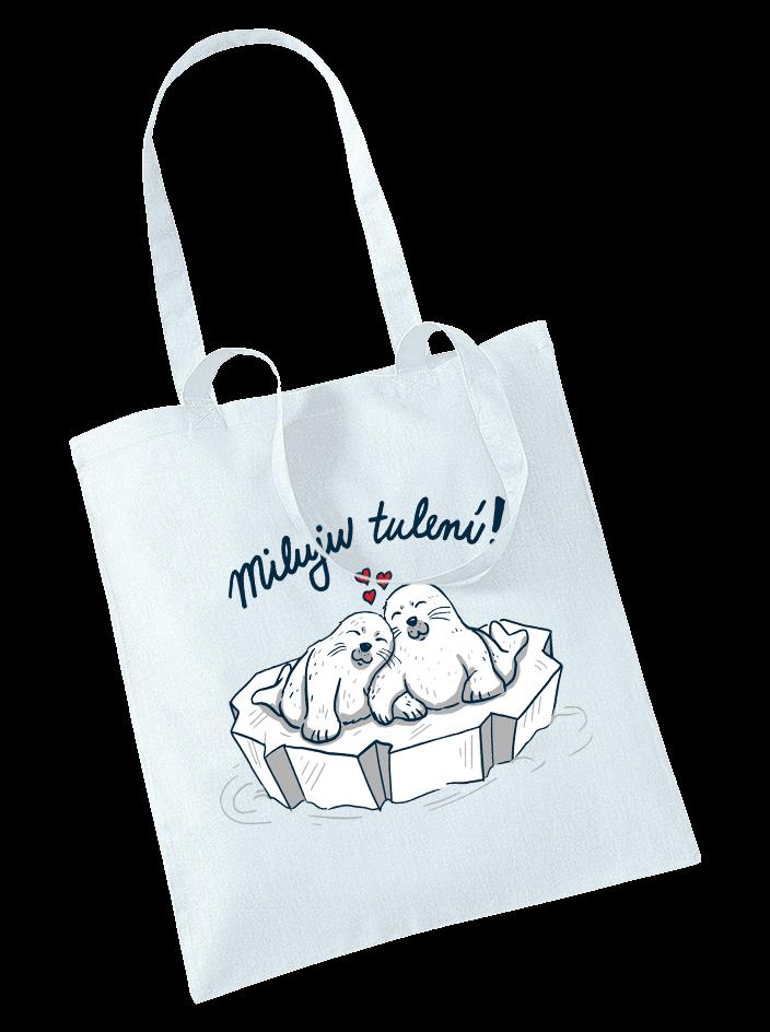 Miluju tulení taška