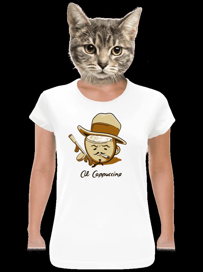 Al Cappuccino dámské tričko