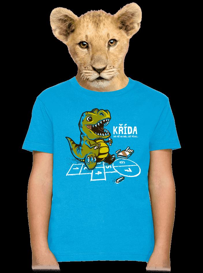 Křída dětské tričko