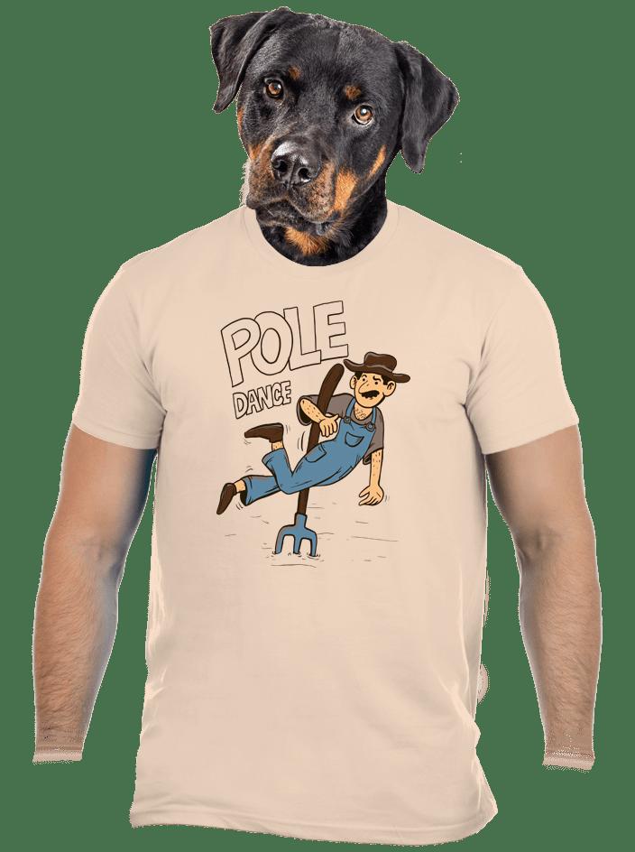 Pole Dance pánské tričko