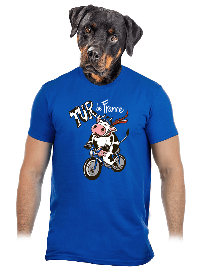 Tur de France pánské tričko
