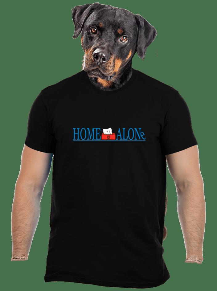 Sám doma pánské tričko