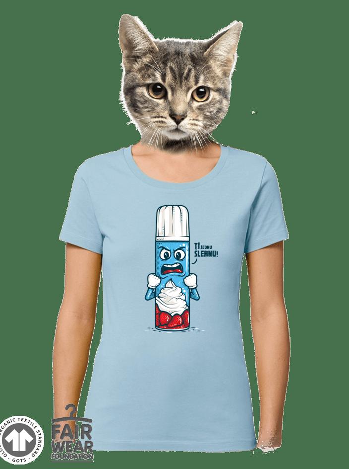 Ti šlehnu dámské BIO tričko