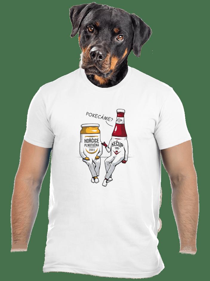 Pokecáme pánské tričko