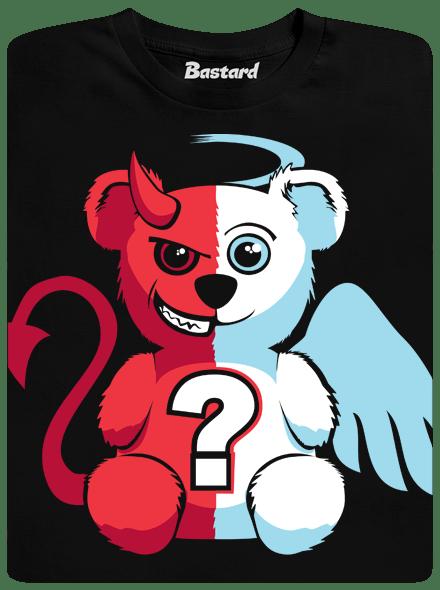 Bastard Anděl vs. ďábel pánské tričko
