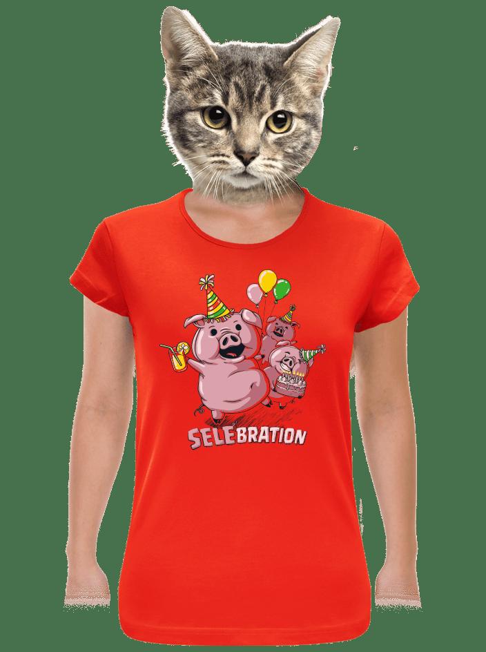 Selebration dámské tričko