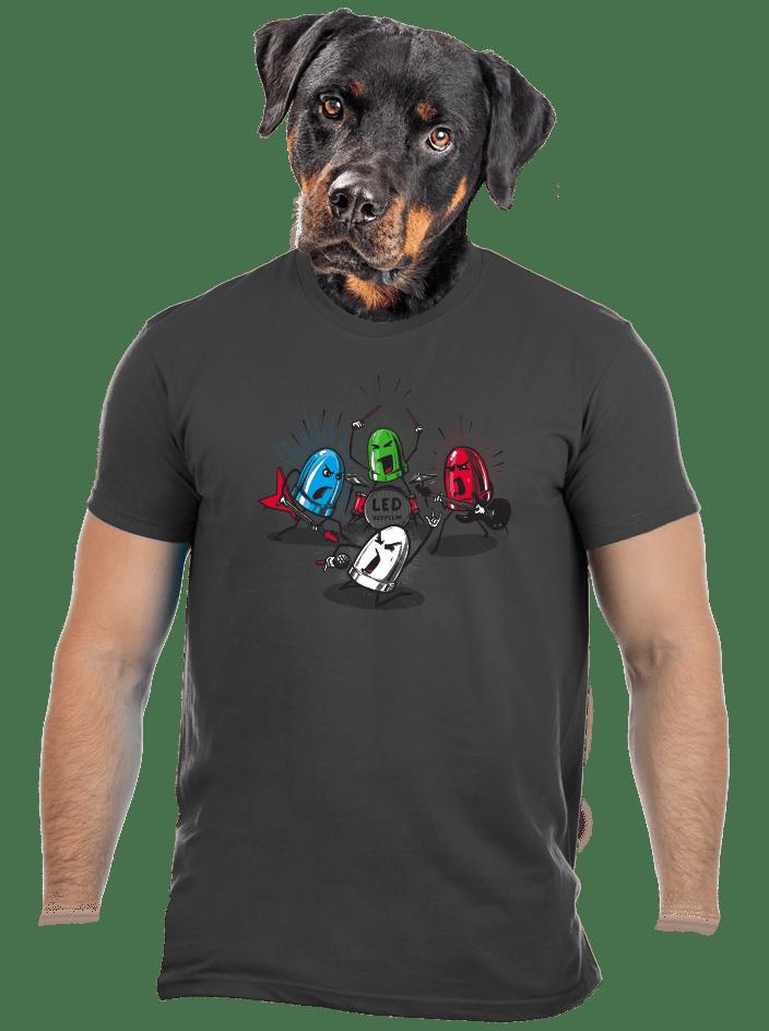 Led Zeppelin pánské tričko