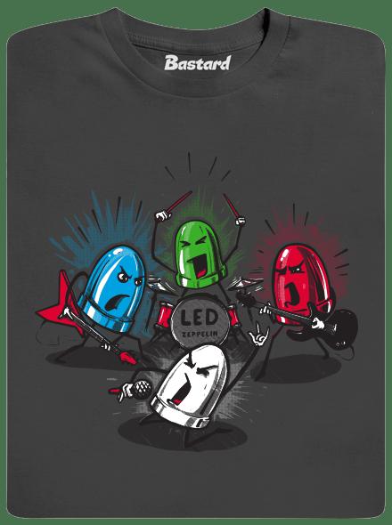 Bastard Led Zeppelin pánské tričko