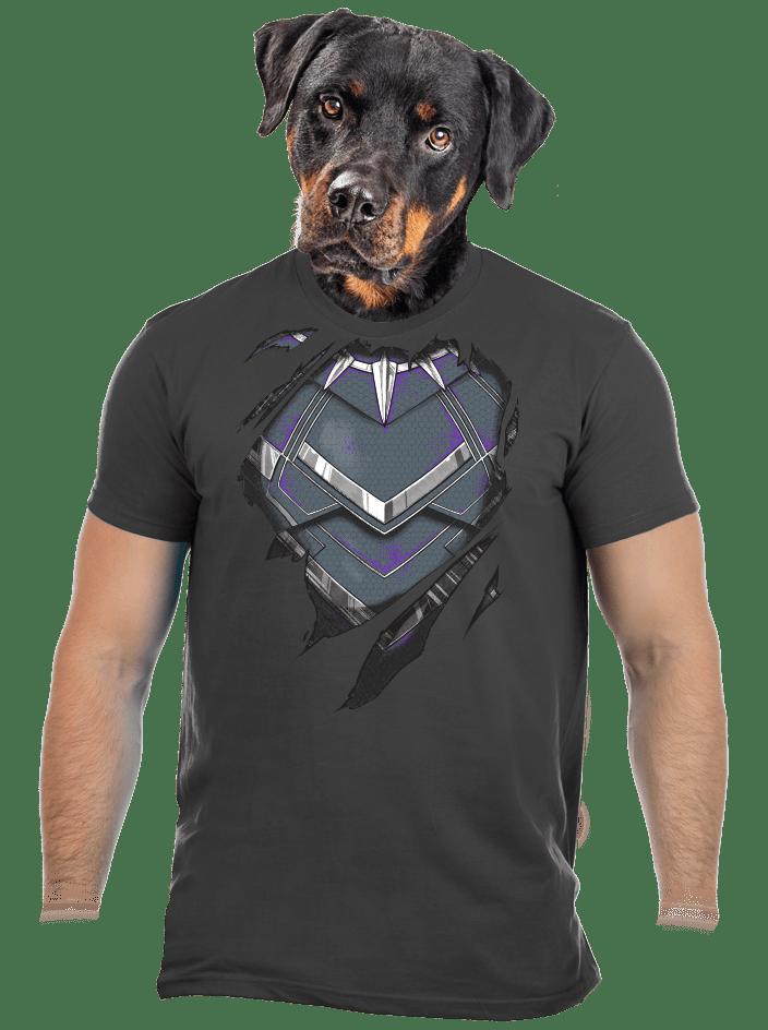 Panther inside pánské tričko
