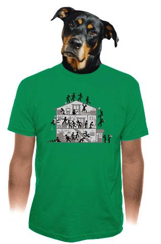 Párty pánské tričko