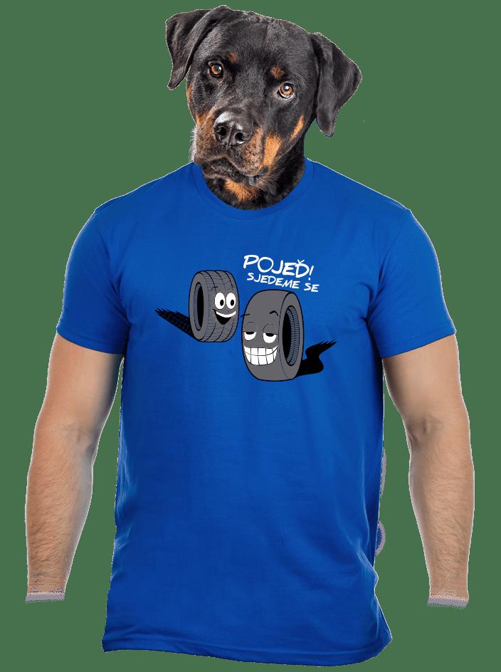 Pneumatiky pánské tričko