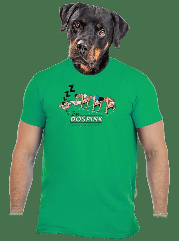 Dospink pánské tričko