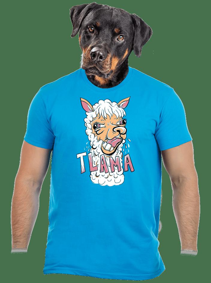 Tlama pánské tričko