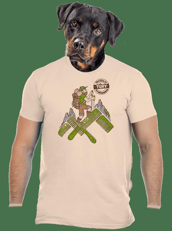 Turista pánské tričko
