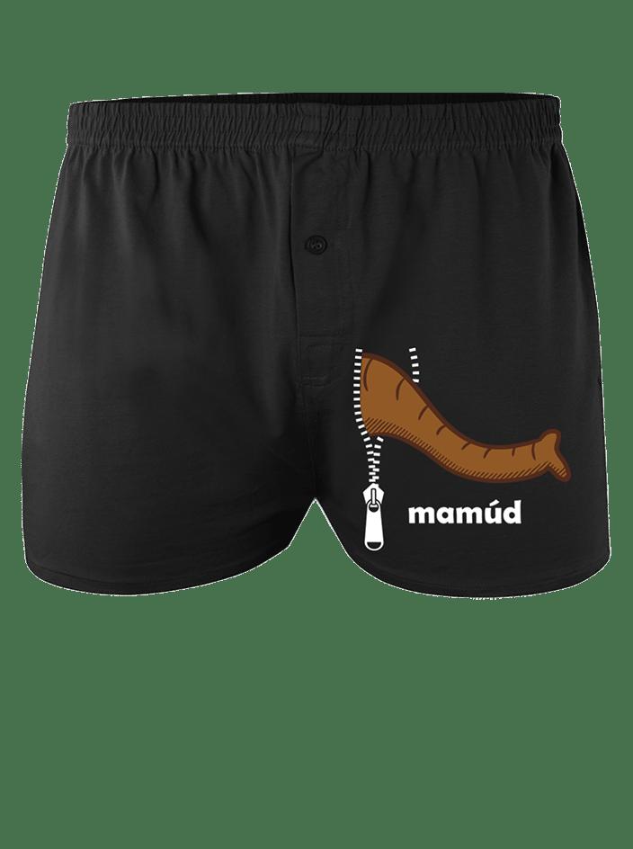 Mamúd - trenky