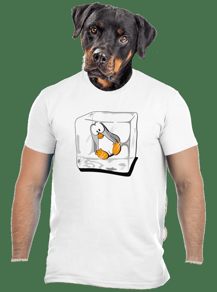 Tučňák pánské tričko