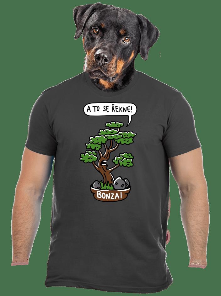 Bonzai pánské tričko