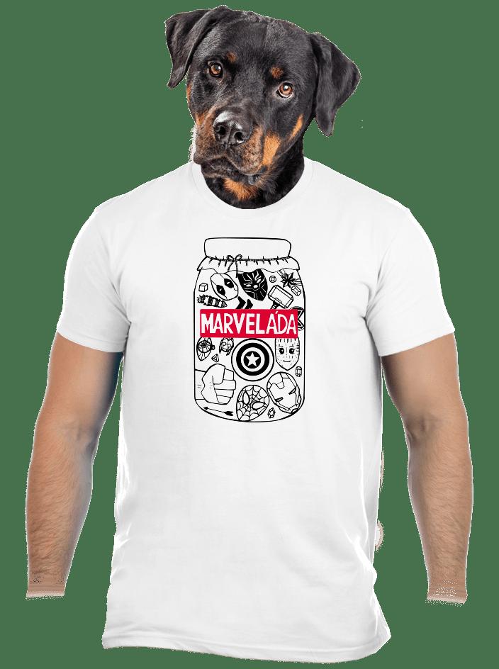 Marveláda pánské tričko