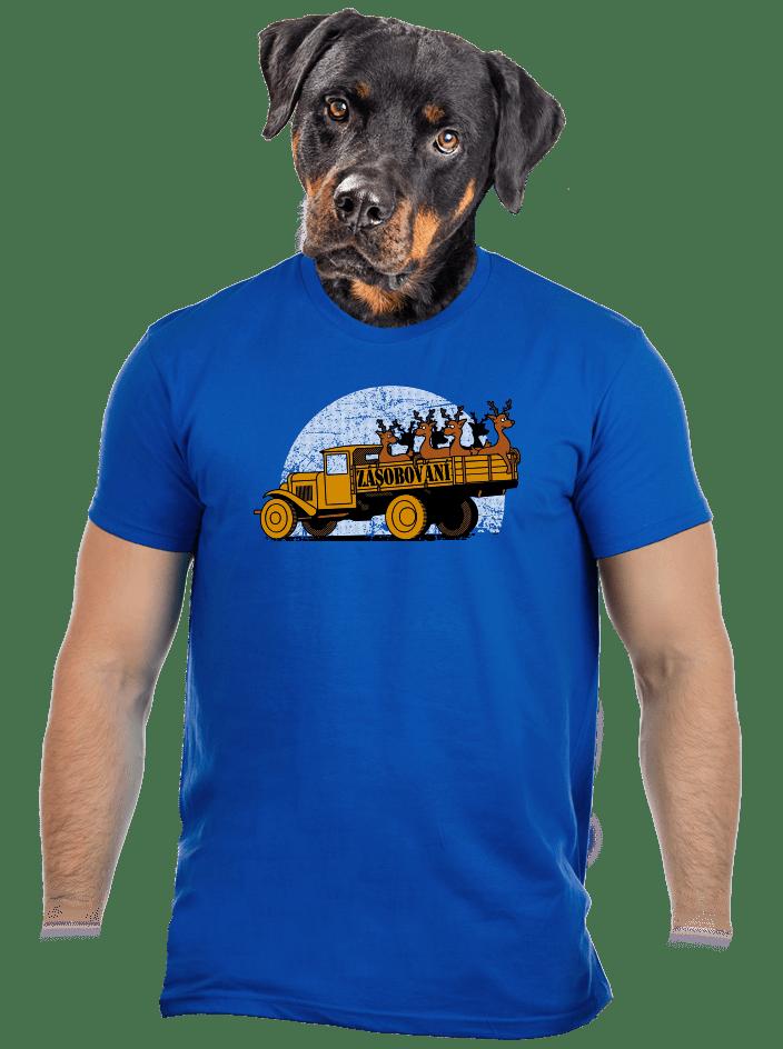 Zásobování pánské tričko