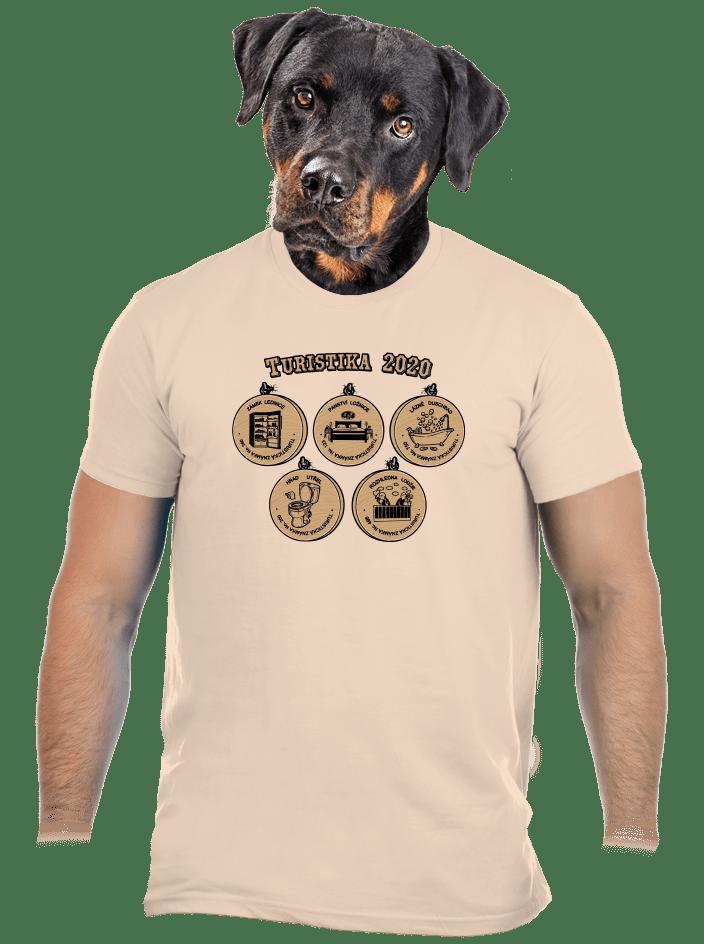 Turistika 2020 pánské tričko
