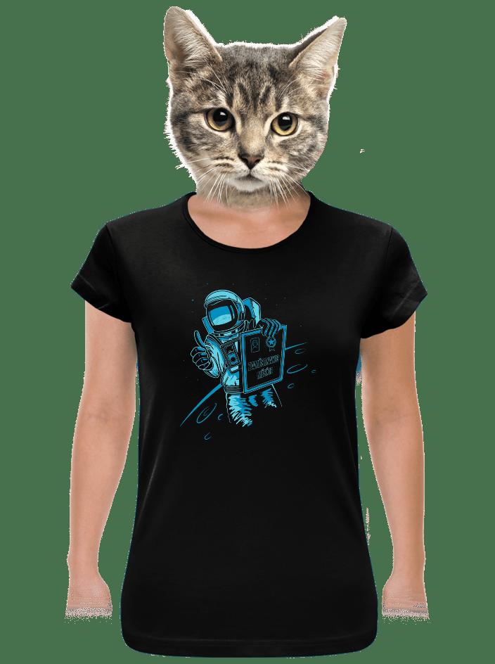 Zaměstnanec měsíce dámské tričko