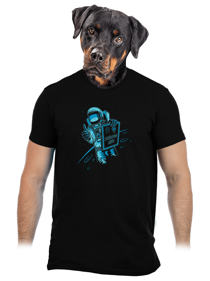 Zaměstnanec měsíce pánské tričko
