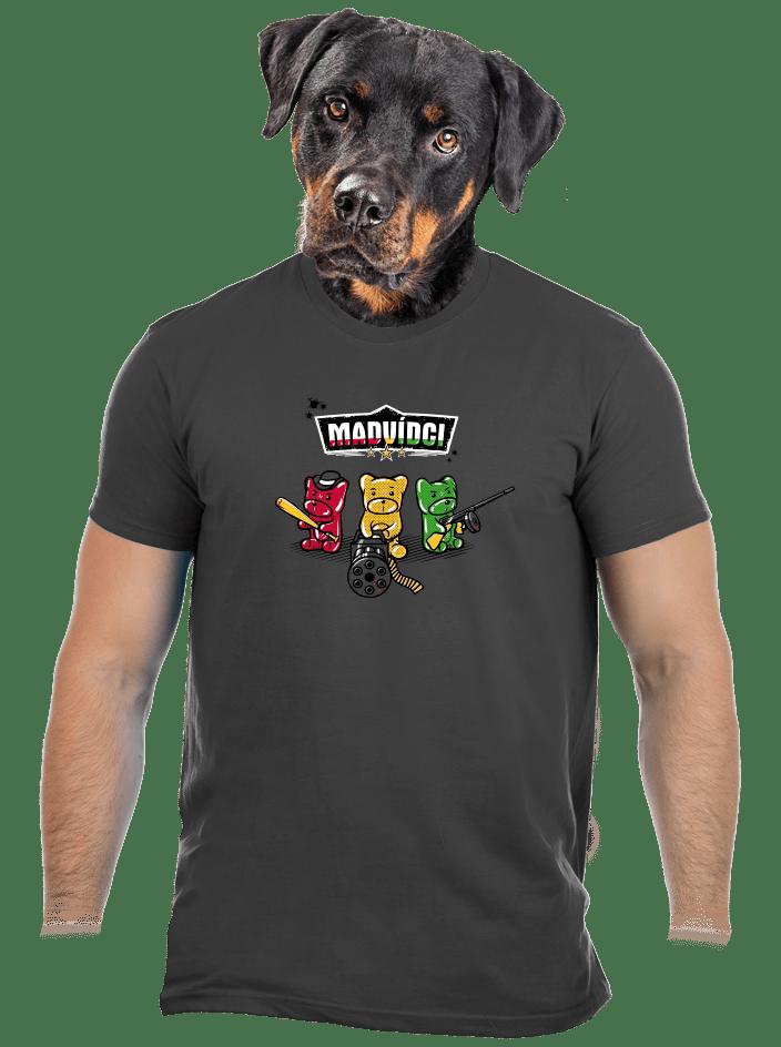 Madvídci pánské tričko