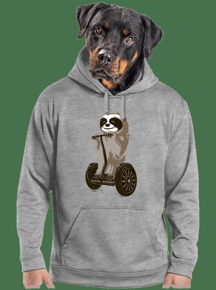 Lenochod pánská mikina