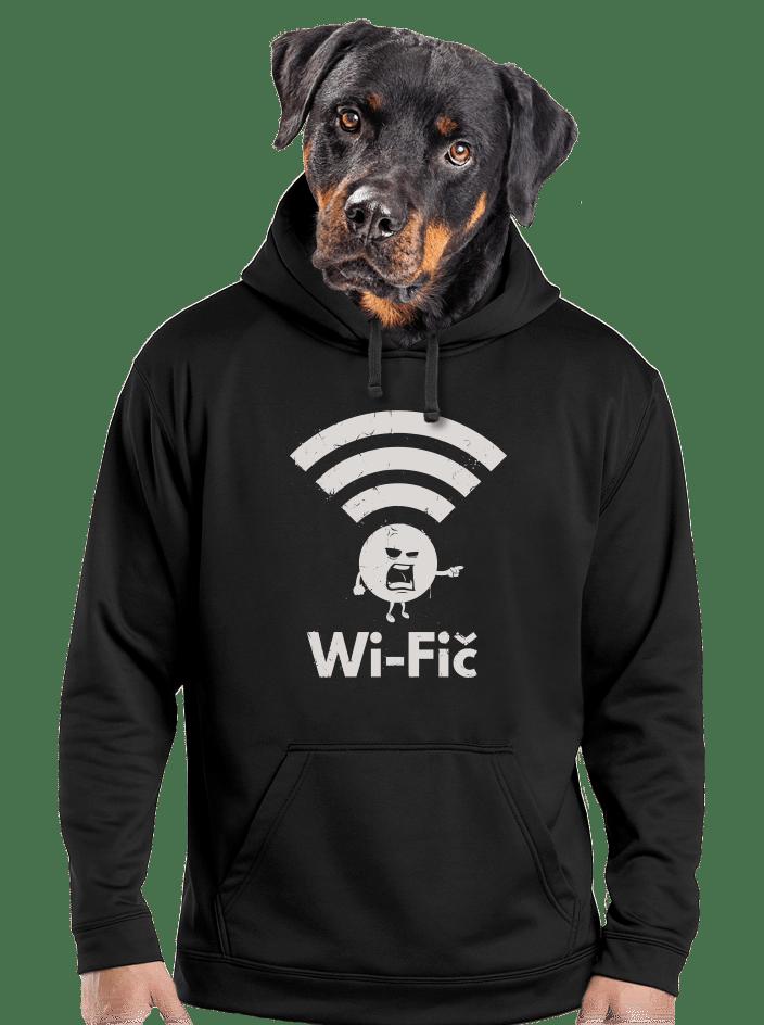 Wifič pánská mikina