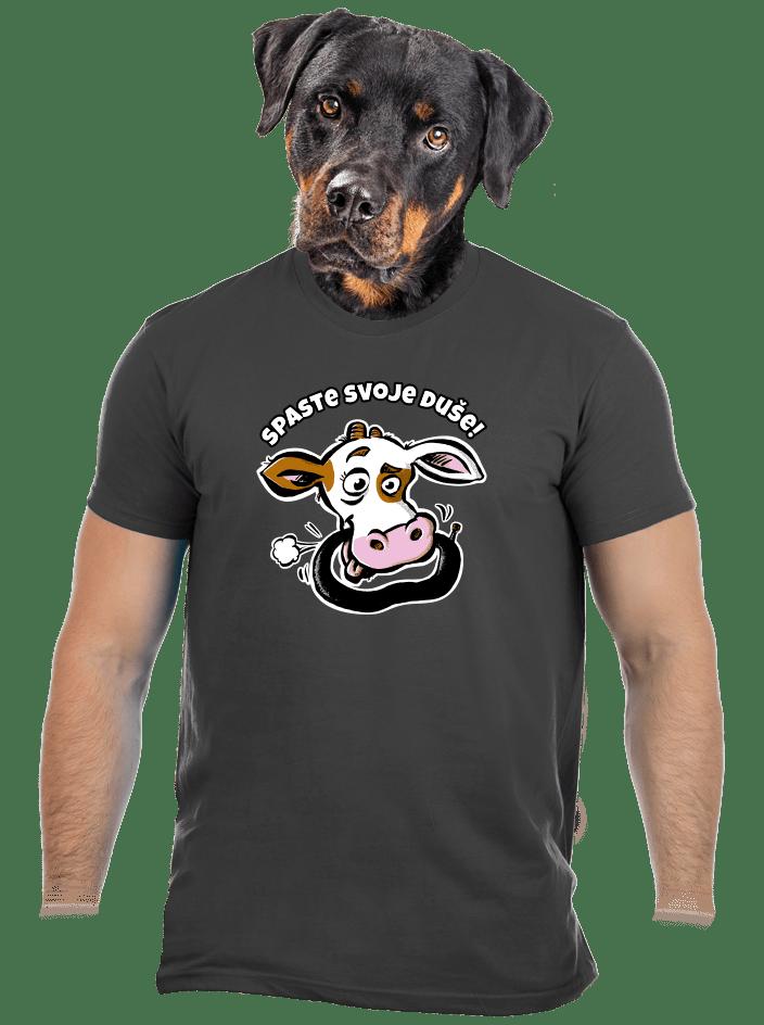 Spaste svoje duše pánské tričko